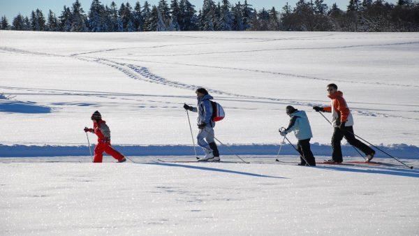 Ski de fond 2CopyMichel Laurent