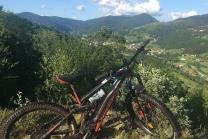 Le vélo dans les Vosges