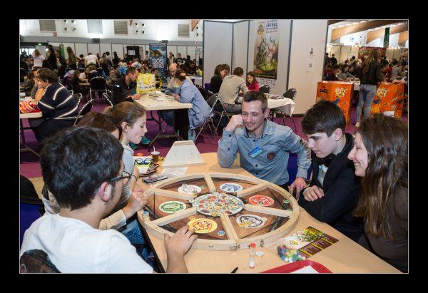 Jeux et Cie 2017 - Créateurs de jeux - Photo de Stéphane Benchimol